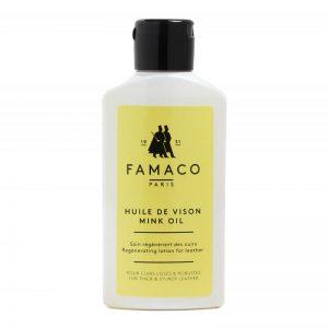 Норковое масло для кожи FAMACO HUILE DE VISON,125 мл