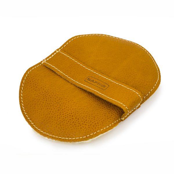 Полировочная перчатка Saphir из натуральной шерсти