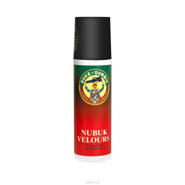Спрей краска для нубука Duke of Dubbin Nubuck Velours бесцветный 200 ml