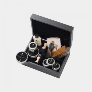 Набор для ухода за обувью Famaco COFFRET MONET GARNI
