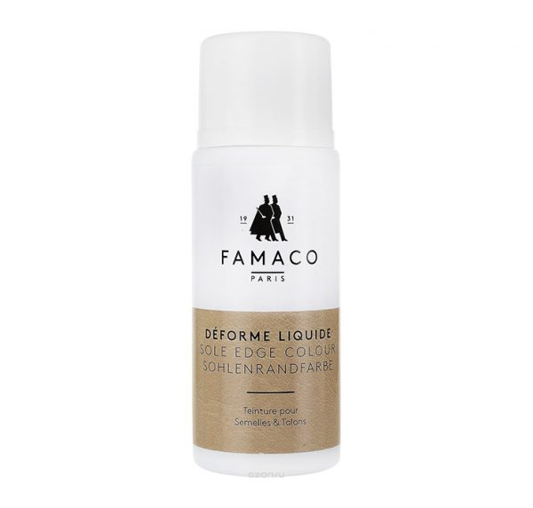 Краска для ранта Famaco SOLE EDGE COLOR