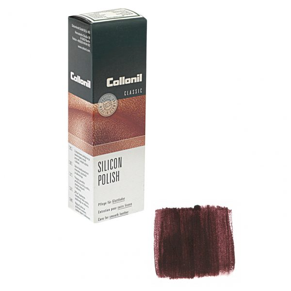 Крем Collonil Silicon Polish темно-коричневый