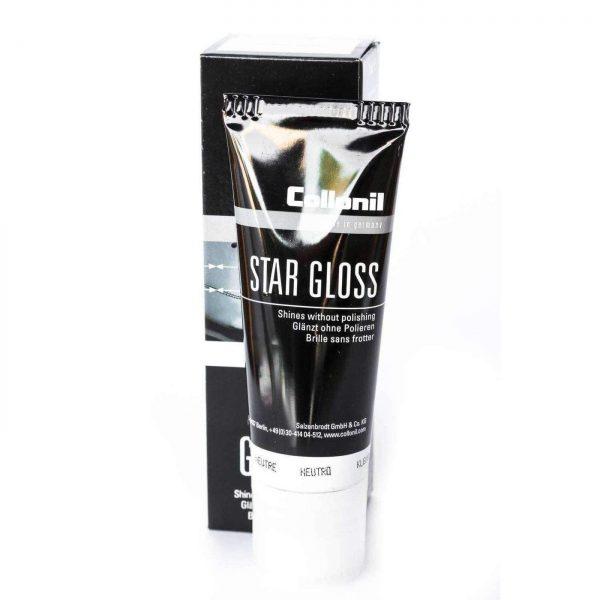 Крем-блеск Collonil Star Gloss черный