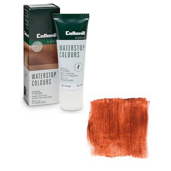 Крем водоотталкивающий Collonil Waterstop /330 коричневый коньяк/