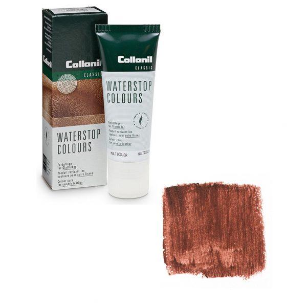 Крем водоотталкивающий Collonil Waterstop коричневый