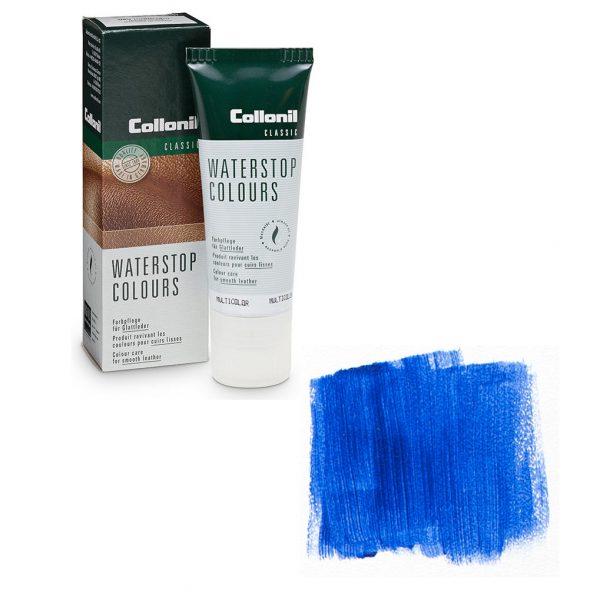 Крем водоотталкивающий Collonil Waterstop темно-синий