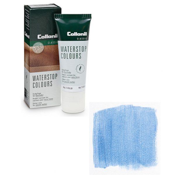 Крем водоотталкивающий Collonil Waterstop /570 синий джинс /