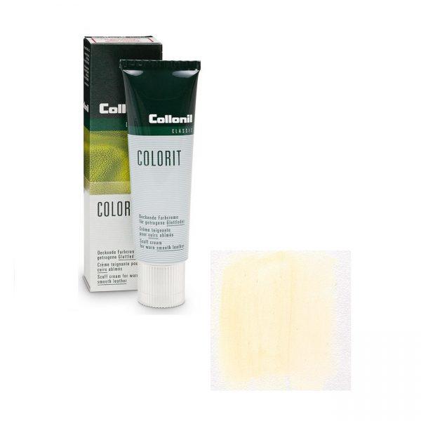 Крем восстановитель цвета Collonil Colorit /001 кремовый/