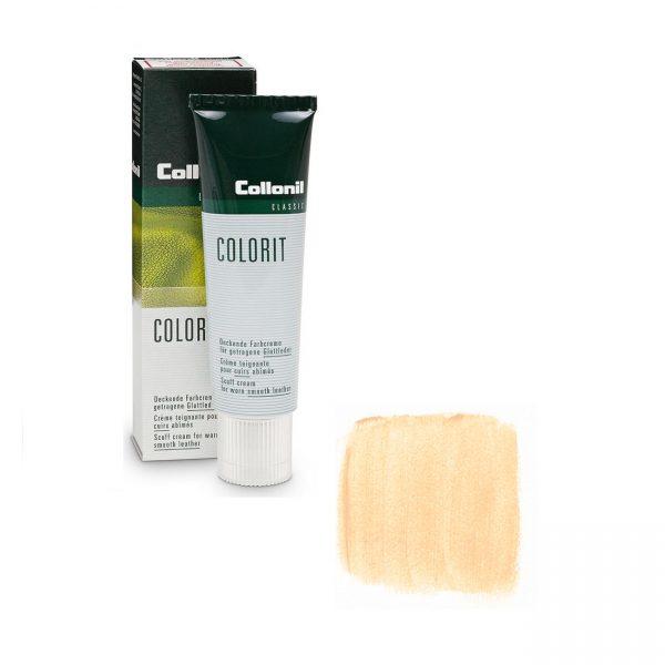 Крем восстановитель цвета Collonil Colorit /052 бежевый /