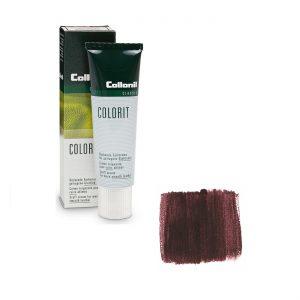 Крем восстановитель цвета Collonil Colorit темно-коричневый
