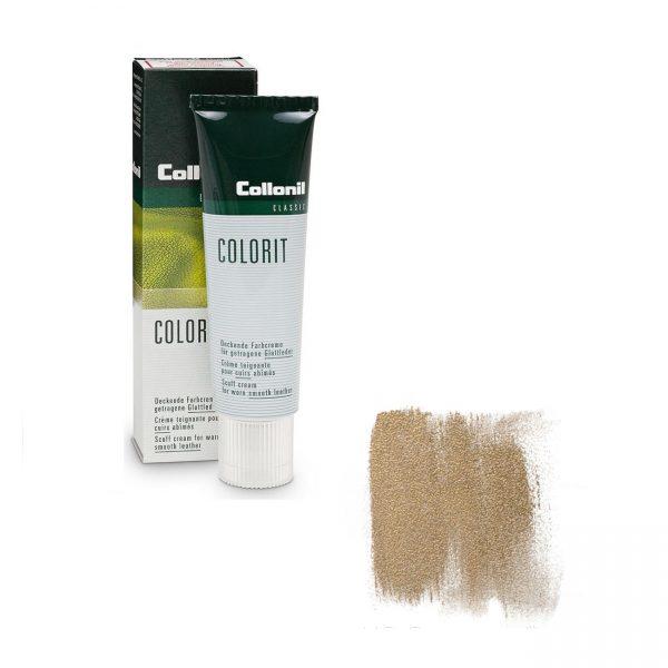 Крем восстановитель цвета Collonil Colorit /891 золотой/