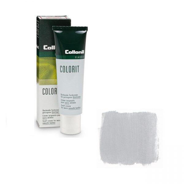 Крем восстановитель цвета Collonil Colorit /892 серебряный/