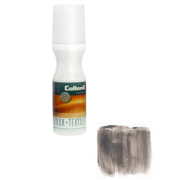Краска для нубука и текстиля Collonil Nubuk Textile /729 темно-серый/