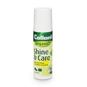 Эко бальзам для ухода за кожаной обувью Collonil Organic Shine Care 100 ml