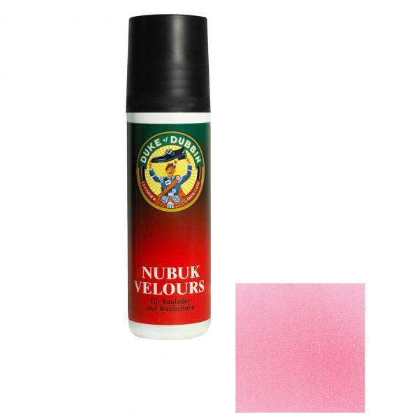 Восстановитель замши и нубука Duke of Dubbin Velours Nubuck красный 100 ml