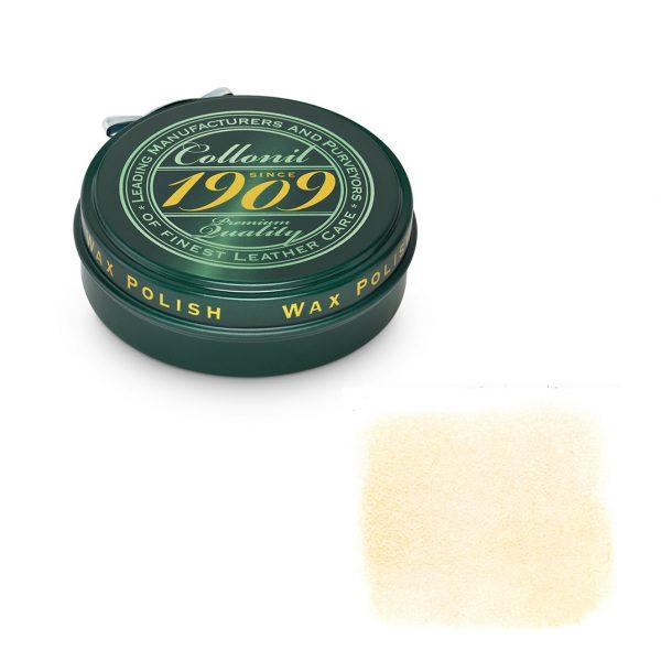 Воск 1909 Wax polish 75 ml, светло-коричневый