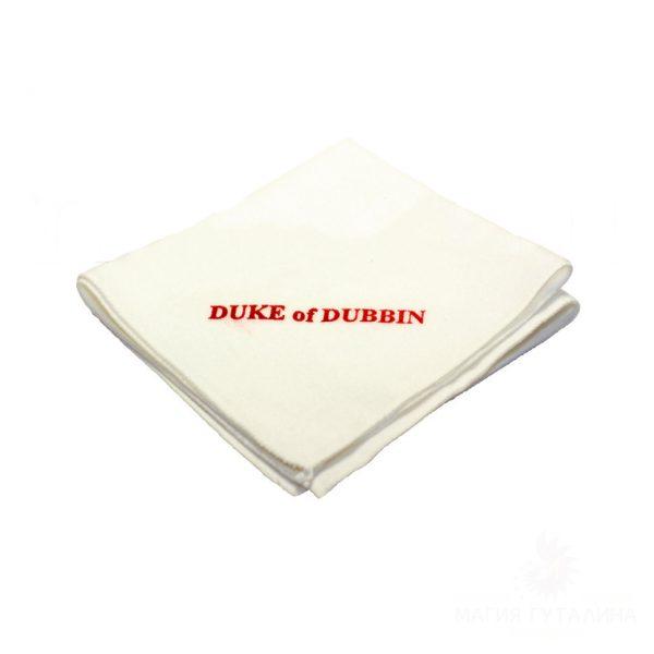 Салфетка для обуви Duke of Dubbin Shoe towel