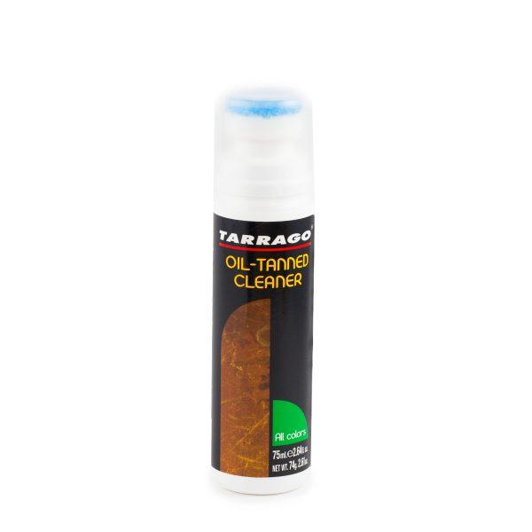 Очиститель для жированных кож Tarrago OIL TANNED CLEANER, 75мл.