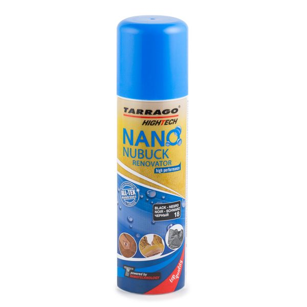 Восстановитель замши Tarrago NANO Nubuck Renovator, 200мл.