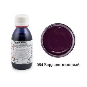 Грунтовка для покраски кожи Tarrago PRIMER, 125мл. (aubergine)
