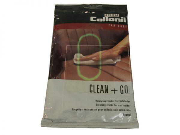 Салфетки Collonil Clean Go