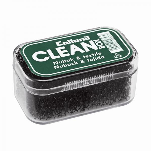 Губка для чистки нубука и текстиля Collonil Nubuk Cleaner