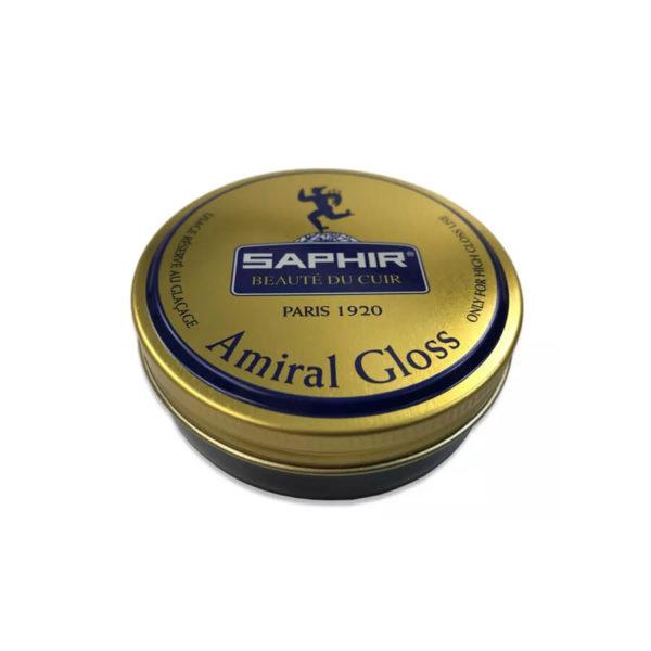 Воск Saphir AMIRAL Gloss, 50мл.