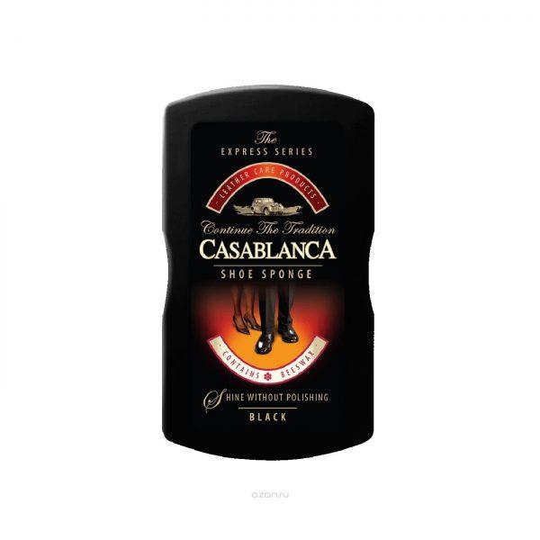 Губка Casablanca МАЛАЯ SHOE SPONGE-SMALL