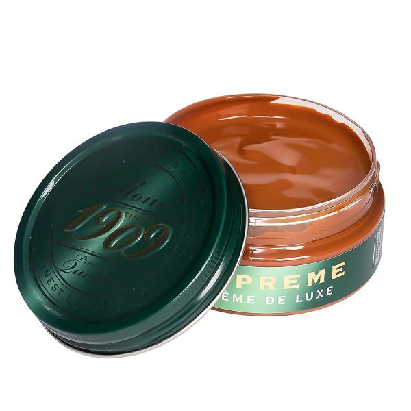 Крем 1909 Creme de luxe 100 ml, светло-коричневый