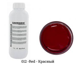 Грунтовка для покраски кожи Tarrago PRIMER, 1000мл. (красный)