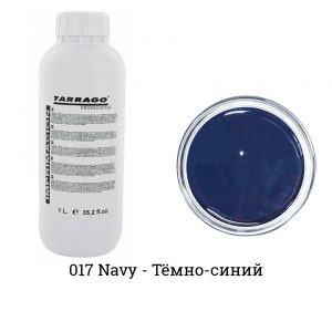 Грунтовка для покраски кожи Tarrago PRIMER, 1000мл. (темно-синий)