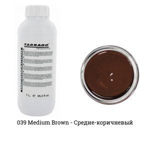 Грунтовка для покраски кожи Tarrago PRIMER, 1000мл. (средне-коричневый)