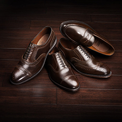 Уход за обувью из кордована