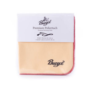 Полировочная салфетка Burgol Premium Polishing Cloth 40 x 40 cm, 3 шт.