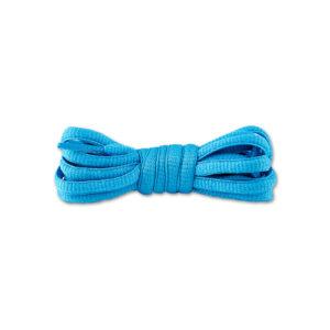 Шнурки овальные 120см – Голубые