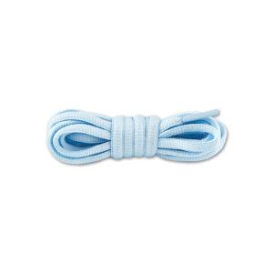 Шнурки овальные 120см – Светло голубые