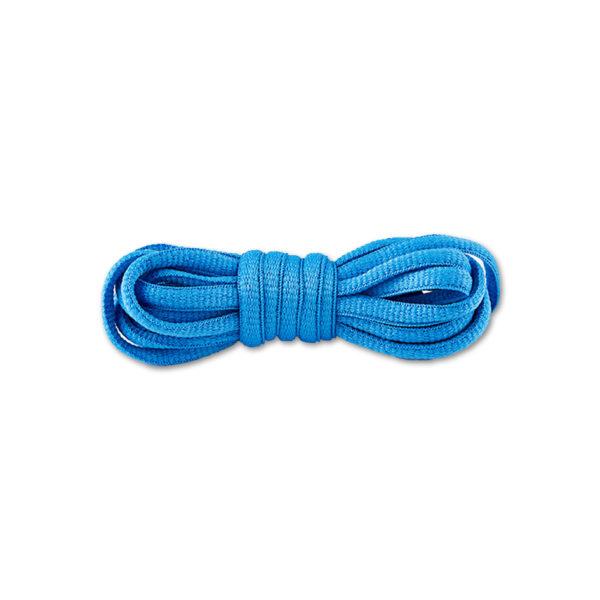 Шнурки овальные 120см – Светло синие