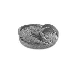 Шнурки плоские 120см – Серые