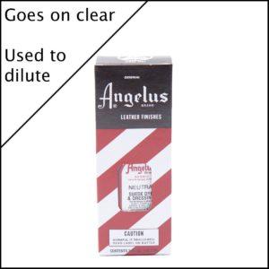 Бесцветная краска для замши и нубука Angelus Suede Dye 3 oz – Neutral 004