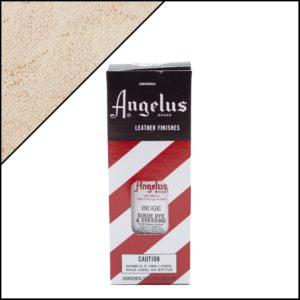 Бежевая краска для замши и нубука Angelus Suede Dye 3 oz – Beige 070