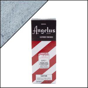 Серая краска для замши и нубука Angelus Suede Dye 3 oz – Grey 081
