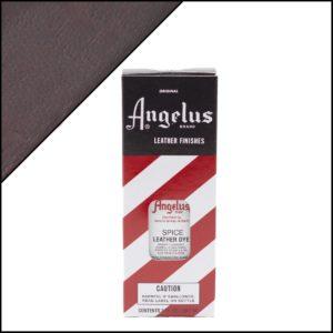 Серая краска для кожаных кроссовок Angelus Leather Dye 3 oz – Spice 096