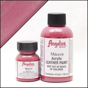Бледно-розовая краска для кроссовок Angelus 1 oz, укрывная – Mauve 169