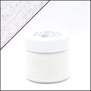 Белая краска для кроссовок с блёстками Angelus Glitter – White Sugar 205