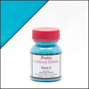 Голубая краска для кроссовок Angelus Collector Edition 1 oz – Aqua 310