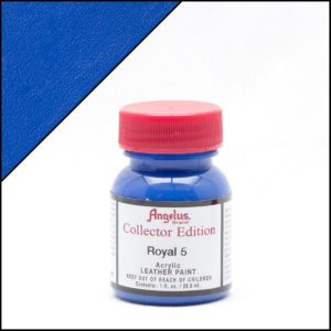 Синяя краска для кроссовок Angelus Collector Edition 1 oz – Royal Blue 326