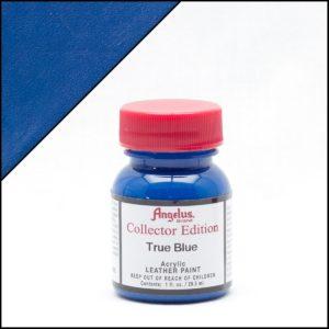 Синяя краска для кроссовок Angelus Collector Edition 1 oz – True Blue 329
