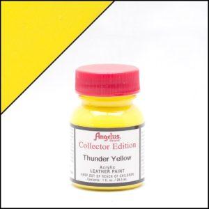Желтая краска для кроссовок Angelus Collector Edition 1 oz – Thunder Yellow 344