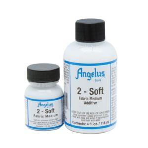 Добавка в краску для окрашивания ткани Angelus 2-Soft 1 oz (24,5 мл)