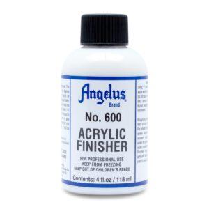 Финишер закрепитель после покраски Angelus Finishers №600 4 oz (118 мл)